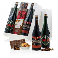 Belgian Red Beer & Chocolates Deluxe Gift Set - delivered to Austria by GiftsforEurope Chocolate Flowers, Like Chocolate, Online Wine Shop, Balloon Cake, Wine Delivery, Original Gifts, Wine Gifts, Craft Beer, New Baby Products
