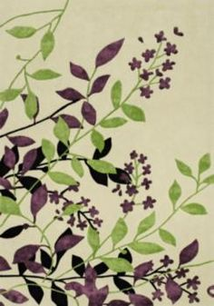 1/2 bath - grey plum and sage