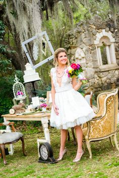Alice Getting Married - The Frosted Petticoat