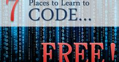 7 Places to Learn to Code – for Free! | Search Engine Journal via @larrykim