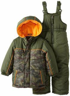 iXtreme Boys 2-7 Camo Snowsuit, Olive, 3T Sale - http://mydailypromo.com/ixtreme-boys-2-7-camo-snowsuit-olive-3t-sale.html