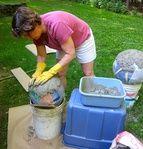 Мобильный LiveInternet Декоративные шары из цемента для сада. Идеи и мастер-класс | Марриэтта - Вдохновлялочка Марриэтты |