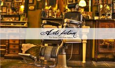 Barber Chair and Antique Barber's Chair PHOTOS
