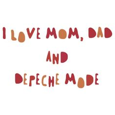 Depeche Mode for children =)