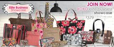 Check out all the goodies when you sign up to be an Stylist!  Gigi Hill Bags - XOXO Elite Business Showcase