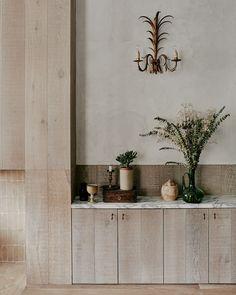 Home Design, Interior Design, Home Decor Kitchen, Diy Home Decor, Design Kitchen, Modern Farmhouse, Country Look, Appartement Design, Plaster Walls