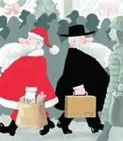 A Kosher Christmas: 'Tis the Season to Be Jewish New York, NY #Kids #Events