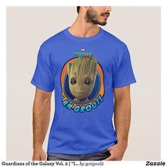 "Guardians of the Galaxy Vol. 2 | ""I Am Groot"" T-Shirt"
