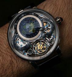 Bovet Récital 22 Grand Récital Watch Hands-On #bovet #bovetrecital #watches