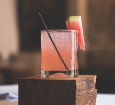 Watermelon Picnic Punch. Recipe by Chef Shelley Cooper. Photo by Grant Dotson