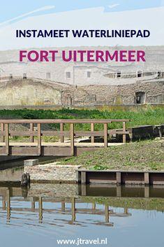 Tijdens de instameet Waterliniepad part 1 bezocht ik o.a. Fort  Uitermeer Lees je mee over het Fort? #fortnigtevecht #fort #instameet #jtravel #jtravelblog