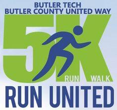 Run United 5K Run/Walk Home Page Butler Tech Butler County United Way