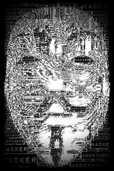 Anonymous Hacker | Anonymous ART of Revolution