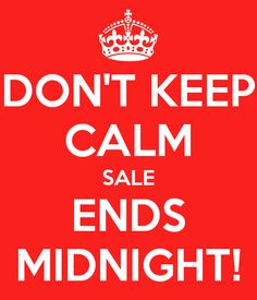 """ENDS Tonight! 40% OFF EVERYTHING...20% off Clearance! shoppinkluxe.com  """"A Lifestyle with Style"""""""