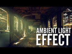 Ambient Light & Beams of light in Photoshop CC -