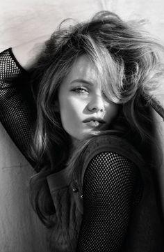 Vanessa Paradis. Harper's Bazaar. September 2012.