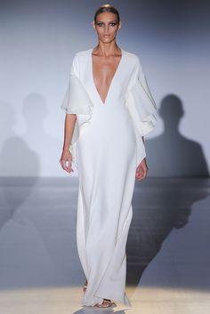 Gucci Spring 2013 Ready-to-Wear Fashion Show - Anja Rubik