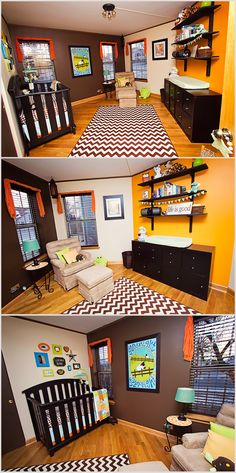 Gender Neutral Nursery Baby's Room