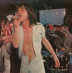 Mick Jagger, 1977