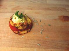 Ina Is(s)t: Kartoffeltörtchen mit Tomaten