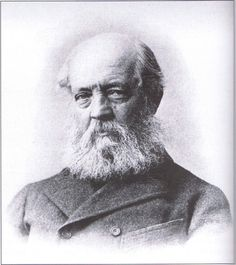 Frederick Law Olmstead. Invented the suburb as well as the modern urban park.