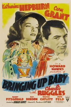 The Hottest Romance Movie the Year You Were Born 1938: Bringing Up Baby