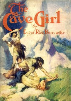 80 best j allen st john images on pinterest art institute of the cave girl by edgar rice burroughs free ebook fandeluxe Gallery