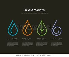 Find Nature Elements Water Fire Earth Air stock images in HD and millions of other royalty-free stock photos, illustrations and vectors in the Shutterstock collection. Alternative Energy Sources, Energy Quotes, Fired Earth, Energy Companies, Game Logo, En Stock, Dark Backgrounds, Unique Tattoos, Logo Design Inspiration