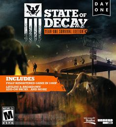 State of Decay Year One Survival Edition Free Download PC Game for windows. State of Decay Year One 2015 is an action and horror game.  State of Decay Year One Survival Edition PC Game 2015 Overview  State of Decay Year One Survival Edition is an action and horror game that has been developed byUndead Labsand is published under the banner of Microsoft Studios. State of Decay Year One Survival Edition game was released on27thApril 2015. You can also downloadState of Decay.  Marcus with of…