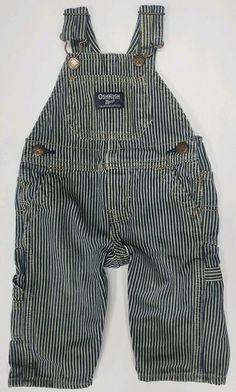 Size 9 to 12 Months Kids Korner Blue Jean Carpenter Shorts MSRP $16