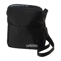 Dr. Brown's Insulated Bottle Tote - Black