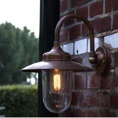 Stallamp koper TuinExtra buitenverlichting