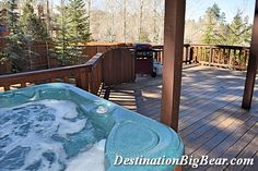1000 Images About Cabins With Hot Tubs Spas On