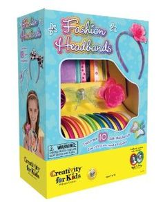 Fashion Headbands -   - http://www.toyrange.com/toys-games/fashion-headbands-com/