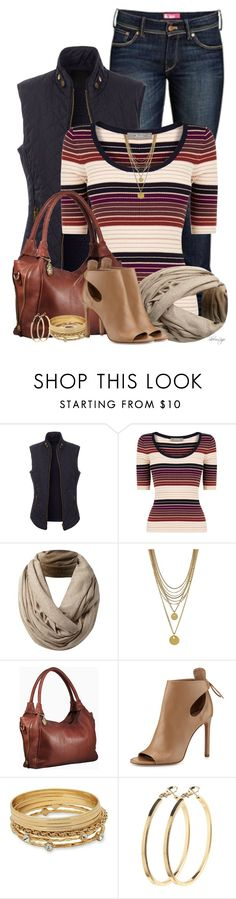 """Untitled #2678"" by sherri-leger ❤ liked on Polyvore featuring LE3NO, Oasis, Vince Camuto, Vince, Kim Rogers and Pieces"
