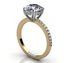 unique handmade engagement rings