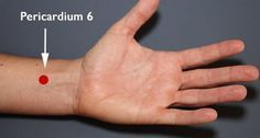 P6 or Pericardium 6 is another powerful acupressure point for palpitations treatment and helps in prompt recovery.