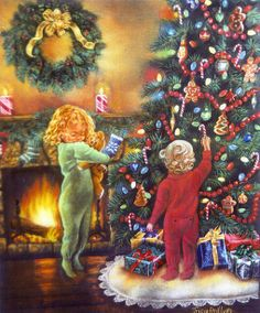 Tricia Reilly-Matthews http://www.pinterest.com/jedeaf/vintage-christmas-photos/
