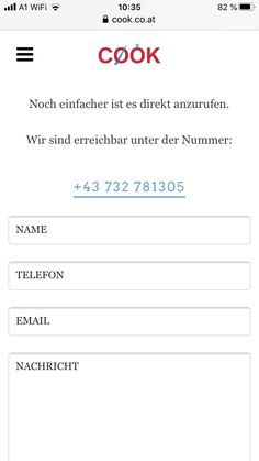 Linz, Messages