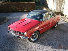 FOR SALEStunning 1972 ROVER P6 3500S. (Upgraded) 3. 9LTR. speed manual. 00cfm Eldebrock carb. iper Hurricane camshaft. lus more. 25k+spent!Here we have on offer a very interesting P6 Rover. Originally a 3500cc V8 car. itted with the factory 4 speed manual gearbox. t has been restored and upgraded with a 3. 9ltr V8 which is fed by a 500cfm Eldelbrock carb and fitted with a Viper Hurri