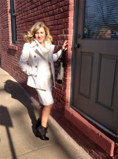Dressing up with Darling: Winter Whites