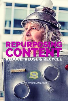 Don't let your content calendar get the best of you. Strategise and make sure you're repurposing content for best performance!