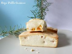 Cake Abricot, Huile d'Olive, Romarin