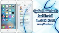 Cydia Download for iOS 10.1.1 https://www.cydiamate.com/ios101.html