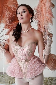56fd53c981f 20 Fairytale Lingerie Looks to Delight Your Inner Princess