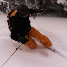 Always Knee Deep for Tele-Skiers