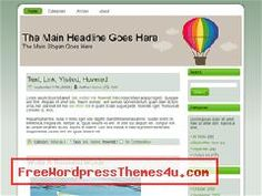 Free Wordpress Themes, Free Wordpress Templates, WP Themes For Free