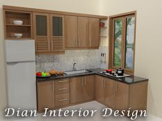 design interior kitchen set minimalis - Поиск в Google