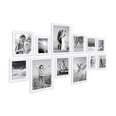 die besten 25 bilderrahmen collage 13x18 ideen auf pinterest wandkunstcollagen bilderrahmen. Black Bedroom Furniture Sets. Home Design Ideas