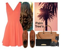 """"""""""" by hannahmcpherson12 ❤ liked on Polyvore featuring Opening Ceremony, MICHAEL Michael Kors and Henri Bendel"""